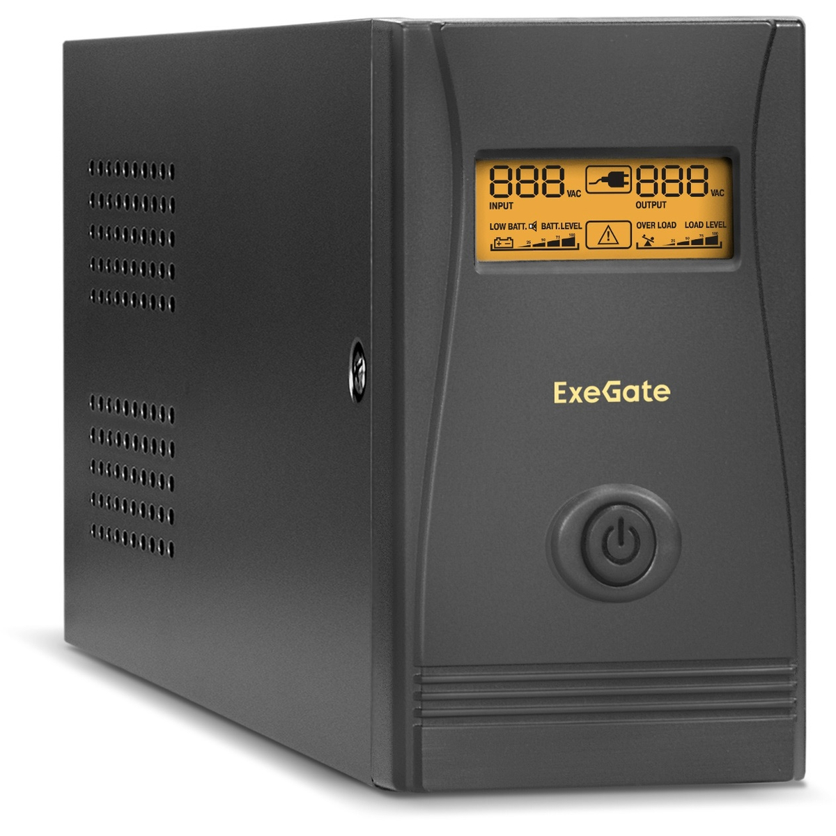 ИБП ExeGate Power Smart ULB-650.LCD.AVR.EURO